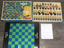 Simpson Simpsons 3-D Chess Teile 1991 /& 2002