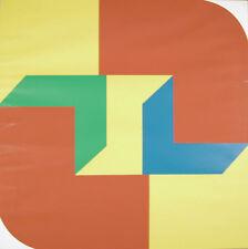 Georg Karl Pfahler (German, 1926-2002) Serigraph Color Block Signed Ltd Edition