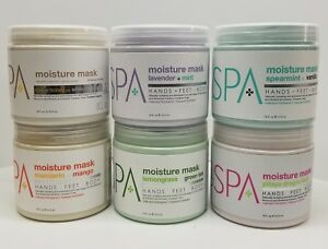 BCL Spa Moisture Mask 16 oz (choose your scent) 100% Organic