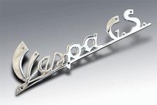 VESPA BADGE GS 150 GS150 LEGSHEILD