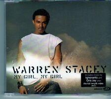 (DO66) Warren Stacey, My Girl, My Girl - 2002 CD