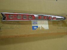 NOS 1961 1962 1963 Ford C600 Truck Pickup Hood Ornament Moulding Spear