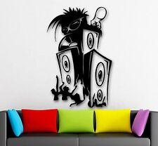 Wall Stickers Vinyl Decal DJ Night Club Music Line Array (ig1759)