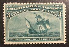 TDStamps: US Stamps Scott#232 Mint LH OG