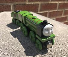 Thomas & Friends Wooden Railway BIG CITY ENGINE & TENDER Magnetic Train 🚂