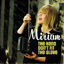 "MIRIAM LINNA Hand Don't Fit Glove 7"" new A-Bones Sam Elwitt Gregor Kitzis Cramps"