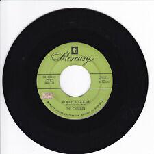 THE CARLISLES Moody's Goose VG++ 45 RPM