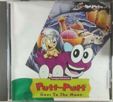 Putt-putt va a la Luna (Windows/Mac, 1995) - Envío Rápido Gratis