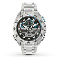 Citizen Eco-Drive Men's JW0110-58E Promaster Chronograph Ana-Digi Racing Watch