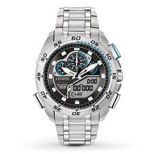 Citizen Eco-Drive Men's JW0110-58E Promaster Chronograph 44mm Bracelet Watch
