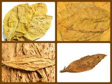 Virginia und Burley 50/50 Blätter Naturtabak Rohtabak, 1Kg - PremiumTobacco