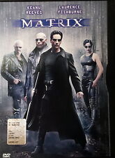 MATRIX - Wachowski DVD Snapper Reeves Fishburne Moss