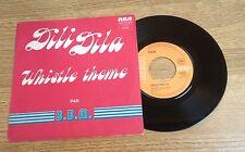 """45 tours Laurent Voulzy alias B.B.M. """"Dili Dila"""" 1975"""