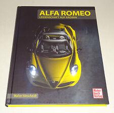 Alfa Romeo Leidenschaft auf Rädern (allemand) Relié – Décembre 2015