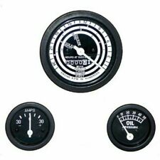 New Ford Tractor Instrument Gauge Kit fits 8N
