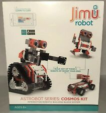 UBTECH JIMU Robot Astrobot Series Cosmos Kit / App-Enabled Building and Codin...