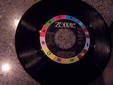"Billy Mize ""It Hurts To Know the Feeling's Gone"" ZODIAC PROMO 45 ZS-1011"