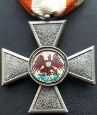 More details for ✚8711✚ german prussian ww1 order of red eagle 4th class medal rote adler orden