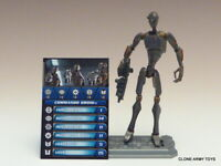 STAR WARS Commando Droid RISHI MOON OUTPOST BATTLE PACK CLONE WARS COLLECTION