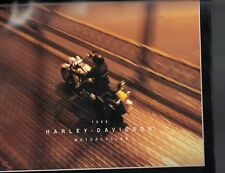 Harley Davidson Motorcycle Catalog 1996 XLH Sportster FLSTF Fat Boy