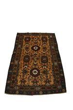 More details for vintage afghan rug, turkish rug, turkoman rug, hand knotted sheraz rug