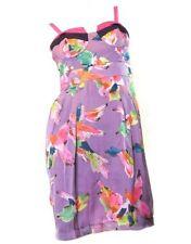 Alannah Hill 100% Silk Above Knee, Mini Women's Dresses