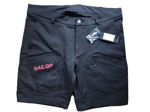 SailGP Shorts [Sail Racing] - X Large / Black