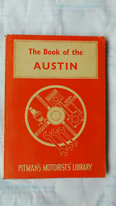 BOOK THE AUSTIN A40 A70 A90 A95 A105 WORKSHOP MANUAL SPORT DEVON DORSET ATLANTIC
