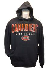 New Montreal Canadiens Mens Size L Large Navy G-III Hoodie