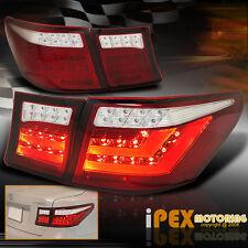 BRIGHT Lexus 2007-2009 LS460 L.E.D. Reverse/Brake/Signal LED Tail Lights Red