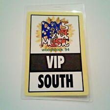 Woodstock 94 Pass