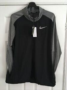 Mens Nike Dri Fit Running Jacket Size XXL