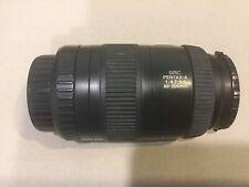 SMC Pentax-A 80-200mm f4.7- 5.6 Lens