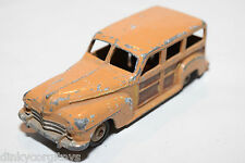 DINKY TOYS 334 ESTATE CAR WOODY GOOD CONDITION