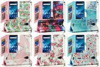 AT&T Fusion Z (V340U) AT&T Motivate (V341U) - Design Wallet Folio Wallet ID Case