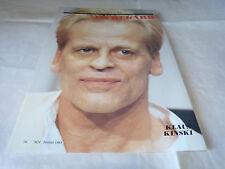 KLAUS KINSKI - Mini poster couleurs 1 !!!!!!!!!!!!