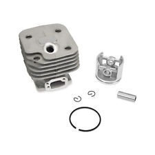 Cylinder Head Piston Kit Fits Husqvarna 272 272K 272XP With Rings Pin Clips 52mm