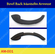 Free Shipping, Mandolin Part - Rosewood Mandolin Armrest (AM-001-5)