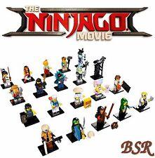 LEGO® 71019 komplette Sonder-Serie - Ninjago Movie mit 20 Minifiguren ! NEU  !