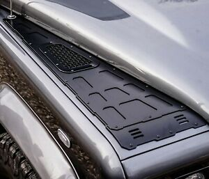 Land Rover Defender Twin Layered Wing top Protection Panels - Uproar 4x4