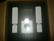 Ubiquiti - AmpliFi HD Router Dual-Band Mesh Wi-Fi System - White