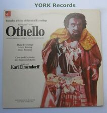 KBB- 21360 - VERDI - Othello highlights ROSVAENGE / REINING - Ex Con LP Record