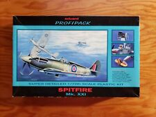Eduard 1:72 Spitfire Mk. 21 Mk XXI Model Kit #7012U