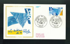 Fdc-1159*France 1990 *Du Timbre Fdc w Cef Cachet