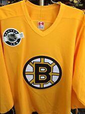 Boston Bruins NHL CCM Replica Hockey Center Ice Jersey Sz. XLarge