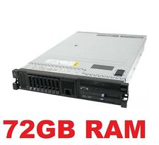 24 Logical Core IBM X3650 M3 Server 2x  X5650 2.66Ghz , 72GB RAM , 2 X 500Gb HDD