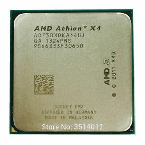AMD Athlon X4 730 2.8 GHz Quad-Core AD730XOKA44HJ Socket FM2 CPU Processor