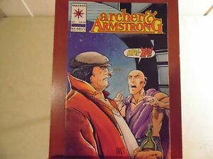 Archer & Armstrong #12 (Valiant 1993) Free Domestic Shipping