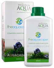 Evolution Aqua Complete Liquid Plant Food 500ml Aquascaper - easy to use