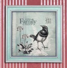Home Decor Wall Painting Picture Canvas Wooden Frame Wall Art Family Design